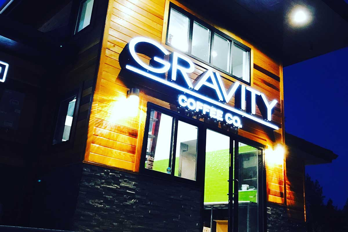 Gravity Coffee - Federal Way