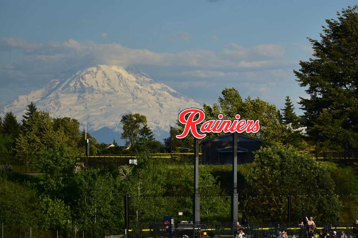 Cheney Stadium - Tacoma Rainiers