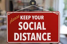 social dis sign please
