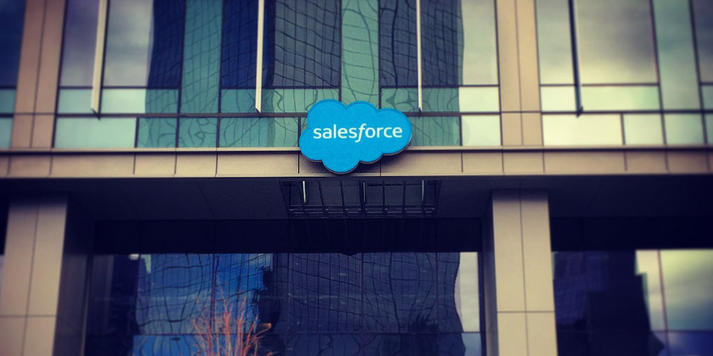 Project of the Month: Salesforce Bellevue
