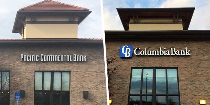 Project of the Month: Columbia Bank Acquires Pacific Continental
